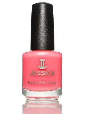 Лак для ногтей  #480 Renaissance Fair, 14,8 мл JESSICA. Цвет: розовый