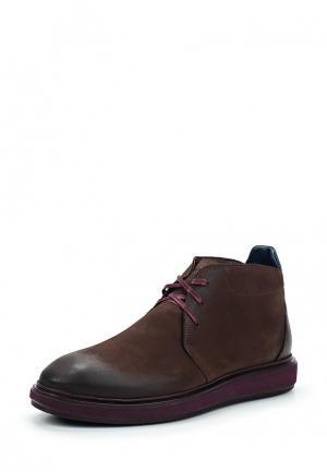 Ботинки Conhpol Dynamic. Цвет: коричневый