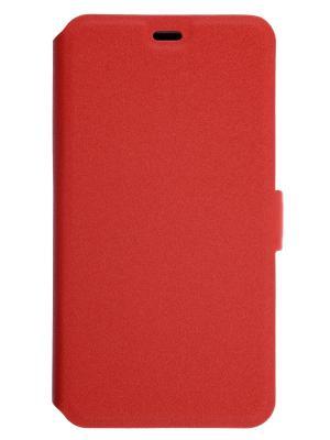 Чехол-книжка для Xiaomi RedMi 4A PRIME book. Цвет: красный