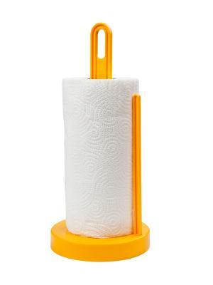 Держатель для бумажных полотенец Solo (солнечный) Berossi. Цвет: желтый