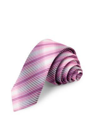 Галстук CASINO. Цвет: розовый