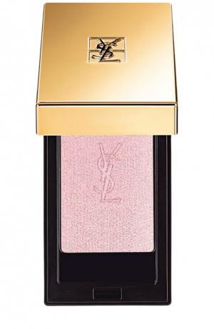 Тени для век Couture Mono Eyeshadow 01 Paris YSL. Цвет: бесцветный