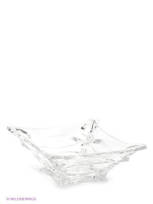 Салатник X-LADY Crystal Bohemia. Цвет: прозрачный