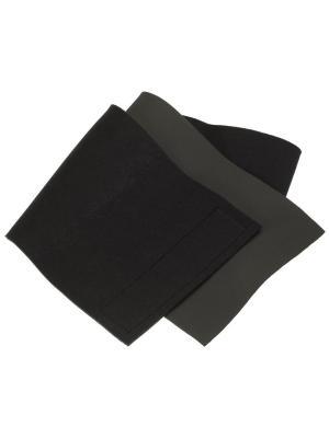 Пояс для похудения 100*20*0,3 см Atemi, AWB-01 Atemi. Цвет: черный