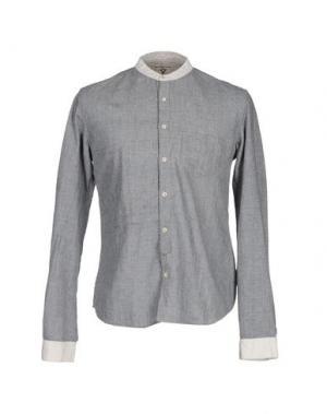 Pубашка BSBEE. Цвет: серый
