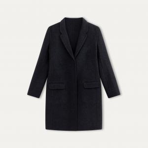 Пальто длинное женское VEGAS HARTFORD. Цвет: антрацит