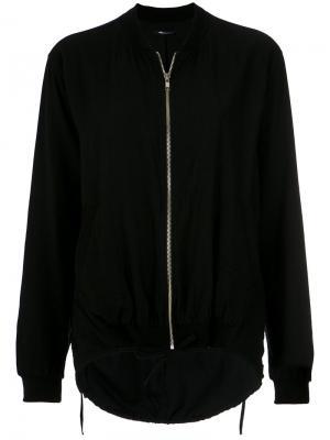 Bomber jacket Uma   Raquel Davidowicz. Цвет: чёрный
