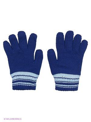 Перчатки R&I. Цвет: темно-синий