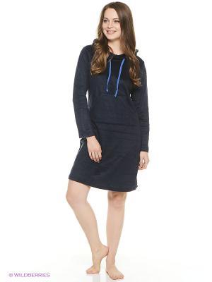 Платье CATHERINE'S. Цвет: синий