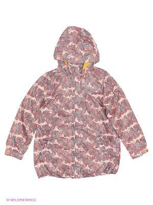 Куртка REIKE. Цвет: бледно-розовый, бронзовый, кремовый