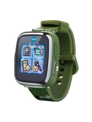 Смарт-часы Kidizoom Smartwatch DX Vtech. Цвет: зеленый