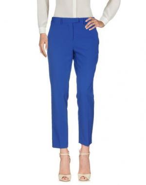 Повседневные брюки F.IT. Цвет: синий