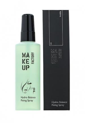Фиксатор для макияжа Make Up Factory. Цвет: белый