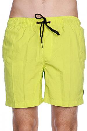 Пляжные мужские шорты  Dana Ii Pool Short Lime Globe. Цвет: зеленый