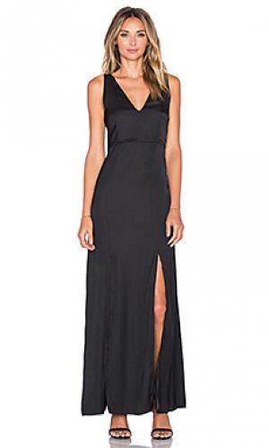Платье elise SAM&LAVI. Цвет: черный