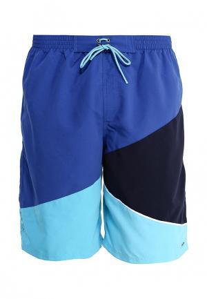 Шорты для плавания Fashy. Цвет: синий