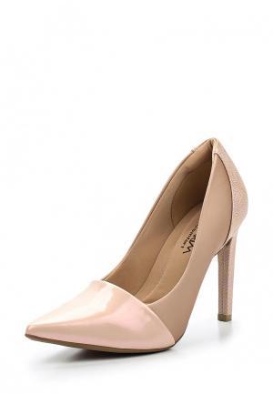 Туфли Ramarim. Цвет: розовый