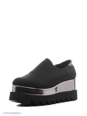 Ботинки Almare. Цвет: черный