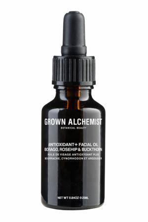 Антиоксидантная сыворотка для лица «Бораго, шиповник и крушина» 25ml Grown Alchemist. Цвет: multicolor
