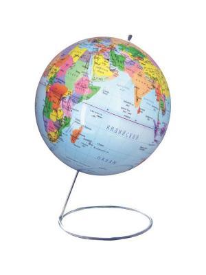 Глобус политический, 25 см Rotondo. Цвет: голубой