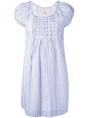 Платье Izora Bellerose. Цвет: белый
