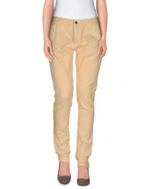 Повседневные брюки MINIMUM. Цвет: бежевый