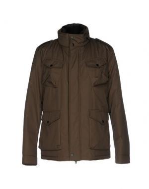 Куртка AT.P.CO. Цвет: зеленый-милитари