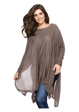 Пуловер B.C. BEST CONNECTIONS by Heine. Цвет: серо-коричневый, серый меланжевый, темно-синий, черный