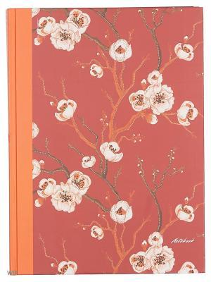 Графика. Цветение сакуры (А4, 200л.) Канц-Эксмо. Цвет: красный