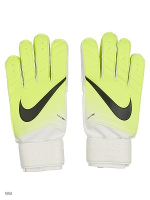 Вратарские перчатки NIKE GK MATCH. Цвет: белый