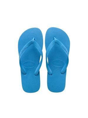 Шлепанцы Havaianas. Цвет: голубой
