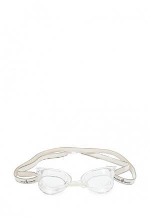 Очки для плавания MadWave. Цвет: белый