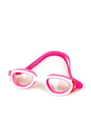 Очки для плавания VSWorld VS. Цвет: розовый, белый