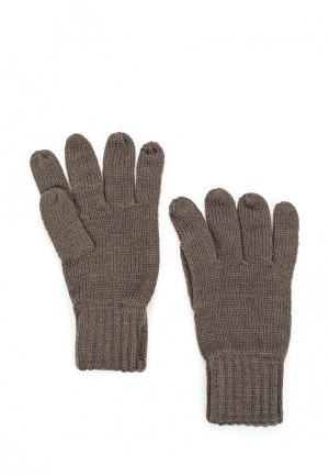 Перчатки Bestia. Цвет: серый
