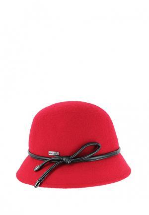 Шляпа Betmar. Цвет: красный