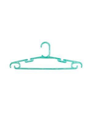 Набор вешалок для  одежды Miolla. Цвет: красный, белый, синий