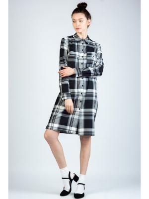 Платье-рубашка BURLO