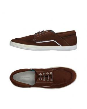 Обувь на шнурках GUARDIANI DRIVE. Цвет: темно-коричневый