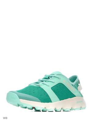 Кроссовки TERREX CC VOYAGER S CORGRN/CWHITE/EASGRN Adidas. Цвет: зеленый, белый