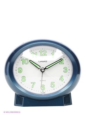 Часы СASIO TQ-266-2E CASIO. Цвет: синий