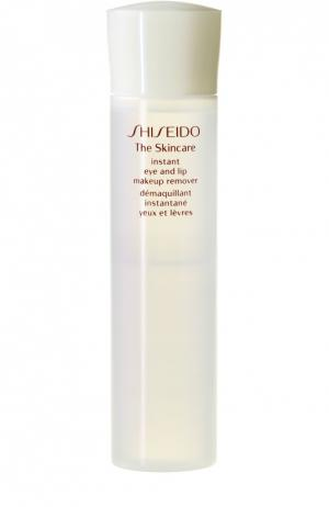 Средство для снятия макияжа Shiseido. Цвет: бесцветный