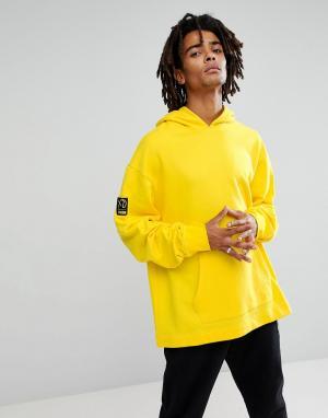 Puma Худи желтого цвета x XO 57559303. Цвет: желтый