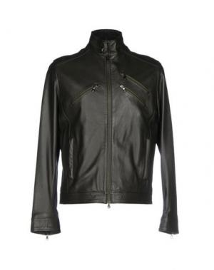 Куртка GOLD CASE by ROCCO FRAIOLI. Цвет: темно-зеленый