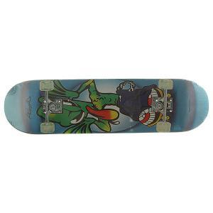 Дека для скейтборда  Made In China 2 Multi 32 x 8.125 (20.6 см) Absurd. Цвет: мультиколор
