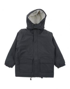 Куртка POPUPSHOP. Цвет: стальной серый