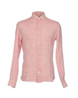 Pубашка DANOLIS per SCAGLIONE CITY. Цвет: коралловый