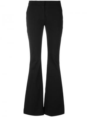 Расклешенные брюки Io Ivana Omazic. Цвет: чёрный