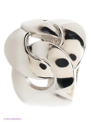 Кольцо Agatha. Цвет: серебристый