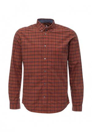 Рубашка Tom Tailor. Цвет: оранжевый
