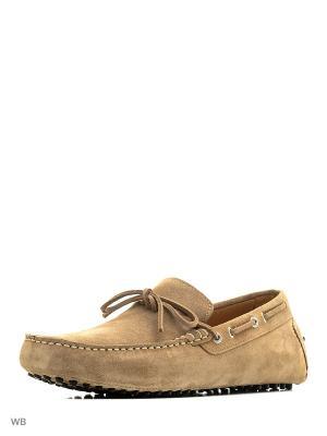 Мужские туфли - GOMET8 MANGO MAN. Цвет: светло-серый, бежевый